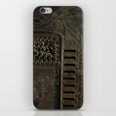 Brass Era iPhone Skin