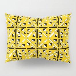 symetric patterns 89-mandala,geometric,rosace,harmony,star,symmetry Pillow Sham