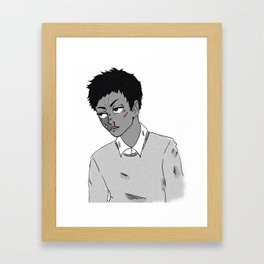 Daiki Framed Art Print