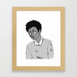 Daiki Framed Art Print
