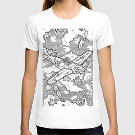 """""""Bombs Away"""" T-shirt"""