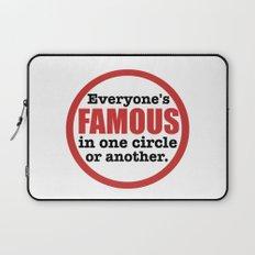 Famous Laptop Sleeve