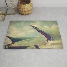 Cadillac Coup DeVille  Rug
