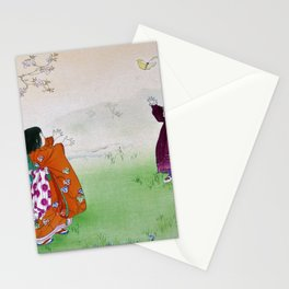 Mizuno Toshikata - HARUNONO - Top Quality Image Edition Stationery Cards
