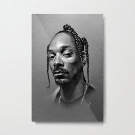 Snoopy Snoop  Metal Print