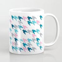 tooth Mugs featuring Pink Tooth by Project M
