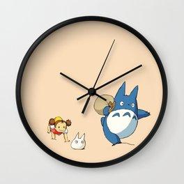 となりのトトロ - Run Wall Clock