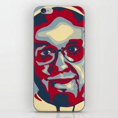 Pope Hope iPhone & iPod Skin