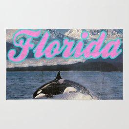 Visit Florida (Vintage) Rug