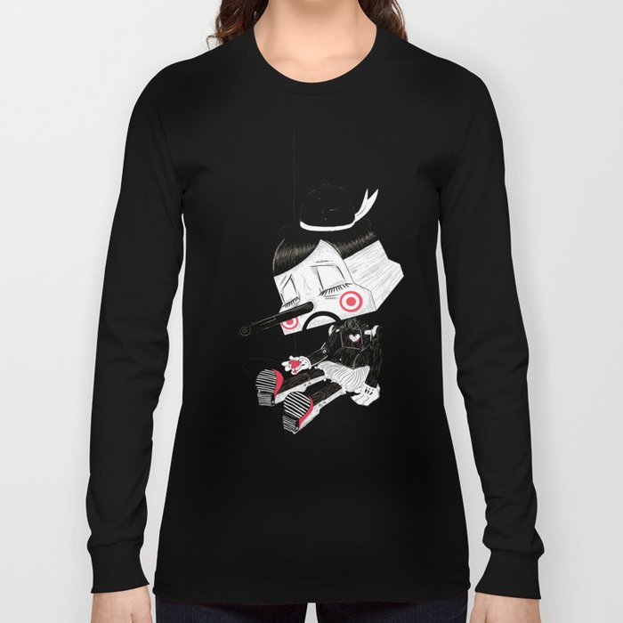 Unplug Long Sleeve T-shirt