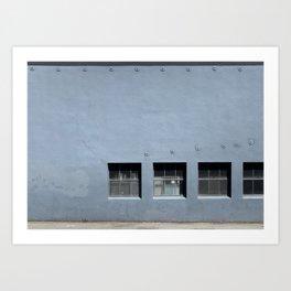 Azul Wall Art Print