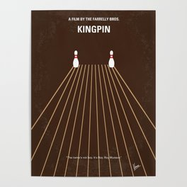 No244 My KINGPIN mmp Poster