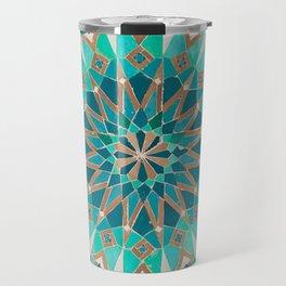 Zellige - Morocco - Casablanca III Travel Mug