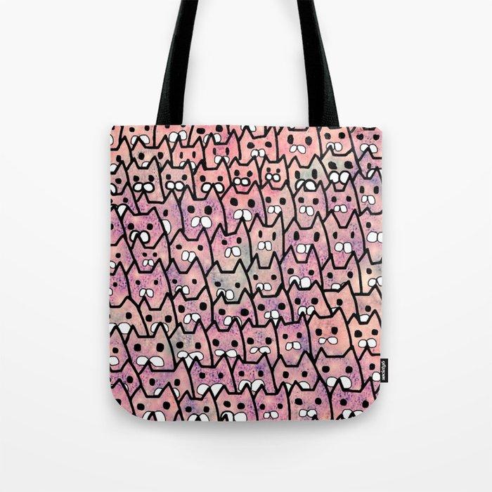 cat-249 Tote Bag