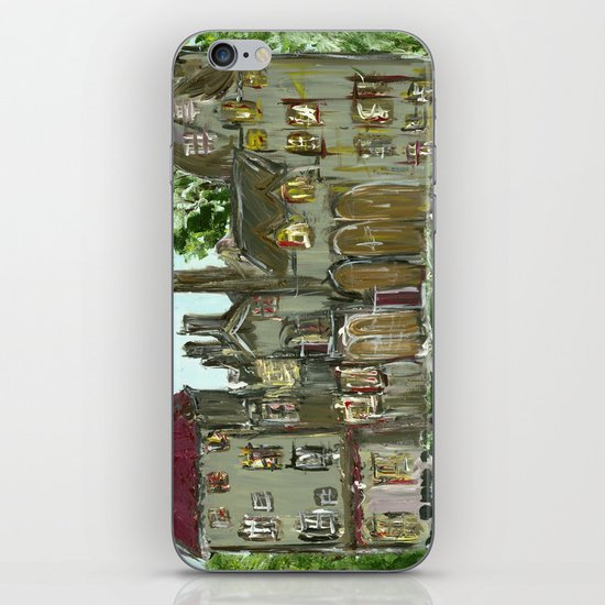 Fonthill Castle  iPhone & iPod Skin