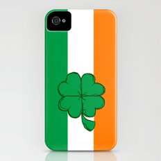 Kiss Me I'm Irish Slim Case iPhone (4, 4s)