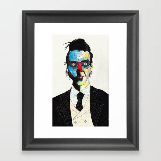 untitled_211013 Framed Art Print