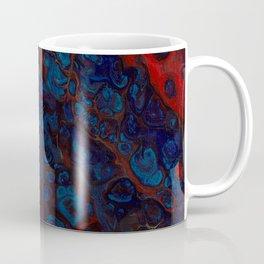 Lake on Fire Coffee Mug