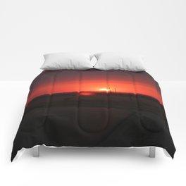 Sunset Highway Comforters