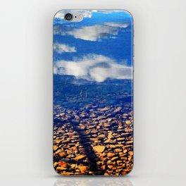 Sky Pebbles iPhone Skin