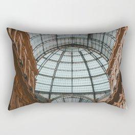 Galleria Vittorio Emanuele II, II Rectangular Pillow