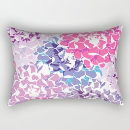 Flowers garden Rectangular Pillow