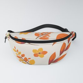 Flower Design Series 11 Fanny Pack