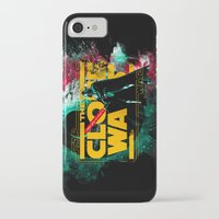 starwars iPhone & iPod Cases featuring STARWARS by Burcu Korkmazyurek