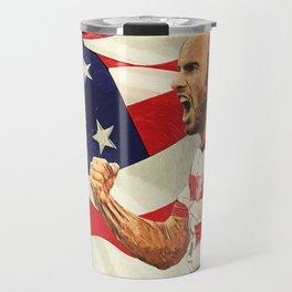 Landon Donovan Travel Mug