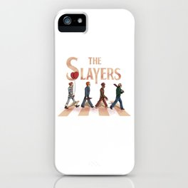 the slayers iPhone Case