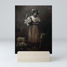 Like Lambs to the Slaughter Mini Art Print