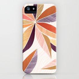 Japanese Maple / Autumn Palette iPhone Case