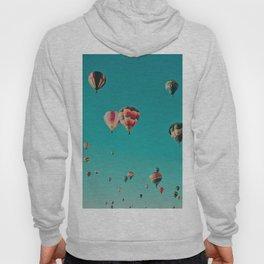 Hot air balloons Hoody