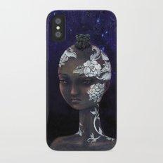 Night Bride iPhone X Slim Case