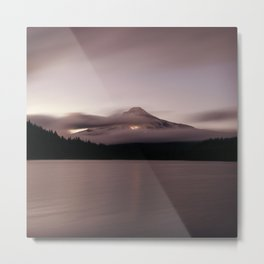 Dreaming of the Mountains Metal Print
