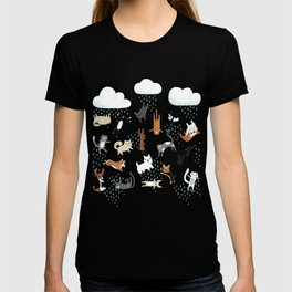 Raining Cats & Dogs T-shirt