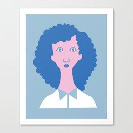 """""""Cleopatra on Pinterest"""" Art Print Canvas Print"""