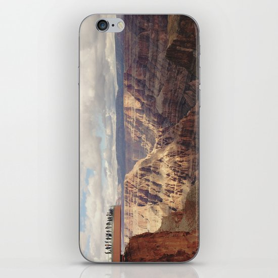 Skywalk iPhone & iPod Skin