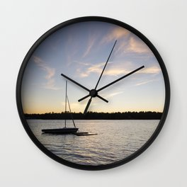 Come Sail Away. Wall Clock