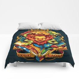Harry Potter : Hogwarts Houses Comforters