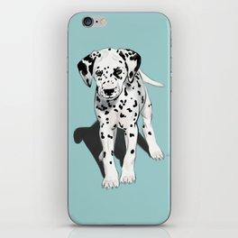 Dalmatian Puppy iPhone Skin