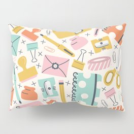 Stationery Love Pillow Sham