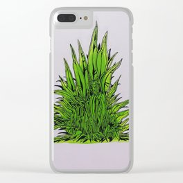 Grow #2 Clear iPhone Case