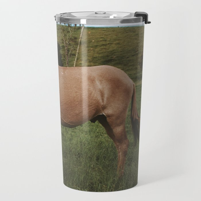 Donkey Travel Mug
