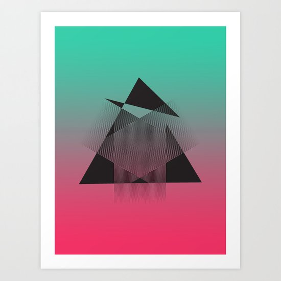 Imperftcion Art Print