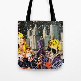 Lou And Nico Tote Bag