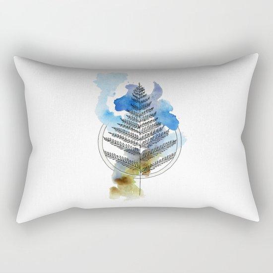 Fern V.2 Rectangular Pillow