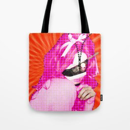 Unbroken (Hotel Baby) · Crop Circle Tote Bag