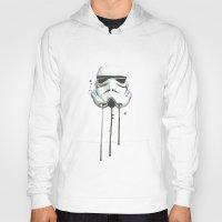 stormtrooper Hoodies featuring Stormtrooper by McCoy