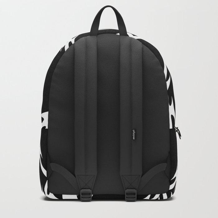 Barb Black Backpack
